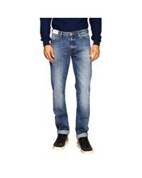 PT01 Blue Jeans for men
