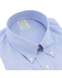 Brooks Brothers Blue Shirt Men for men