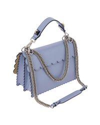 Fendi - Blue Handbag Shoulder Bag Women - Lyst