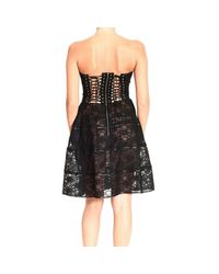John Richmond   Black Women's Dress   Lyst