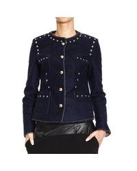 De'Hart - Blue Women's Blazer - Lyst