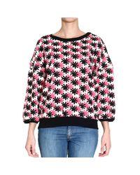 Pinko | Multicolor Women's Sweater | Lyst