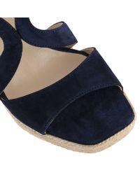 Paloma Barceló - Blue Wedge Shoes Shoes Women - Lyst