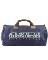 Napapijri | Blue Bags Men for Men | Lyst