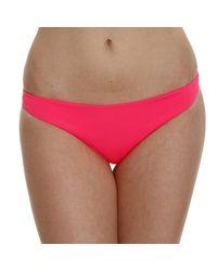 Patrizia Pepe | Pink Swimwear Slip Fluo | Lyst