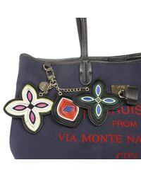 V73 - Blue Women's Handbag - Lyst