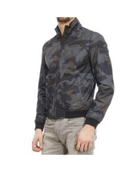 Woolrich | Brown Men's Jackets for Men | Lyst