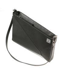 Loewe - Black Handbag Woman - Lyst
