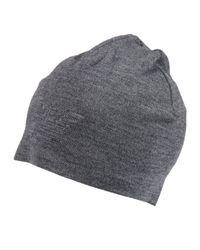 Emporio Armani | Gray Hat Man for Men | Lyst