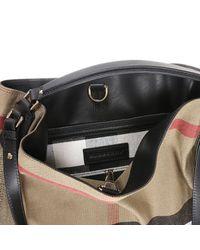 Burberry Black Handbag Woman