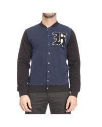 Hydrogen | Blue Sweater Man for Men | Lyst