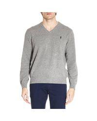 Polo Ralph Lauren | Gray Sweater Man for Men | Lyst