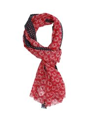Brooksfield - Red Scarf Men for Men - Lyst