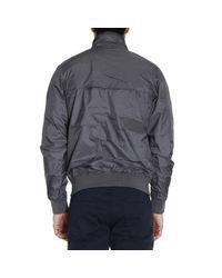 K-Way - Gray Jacket Men for Men - Lyst