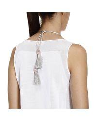 Night Market - White Jewel Bijoux Women - Lyst
