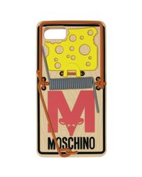 Moschino Couture   Black Case Women For Iphone 6/6s/7   Lyst