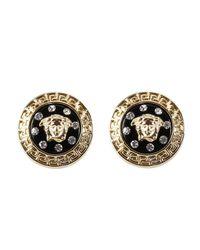 Versace | Metallic Jewel Women | Lyst