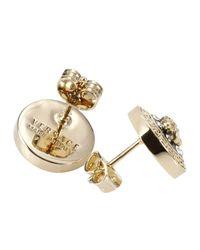 Versace - Metallic Jewel Women - Lyst