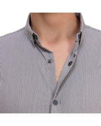 Armani Exchange - White Shirt Men for Men - Lyst