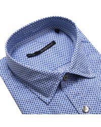 Jeckerson Blue Shirt Men for men