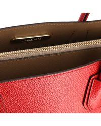 MICHAEL Michael Kors - Red Handbag Women - Lyst
