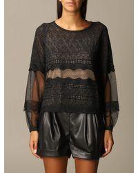 Twin Set Black Sweater