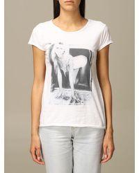 1921 Jeans White T-shirt