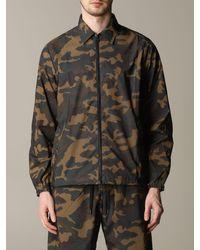 Hydrogen Multicolor Jacket for men
