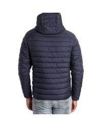 Save The Duck Blue Jacket Men for men