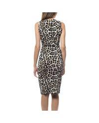 MICHAEL Michael Kors - Brown Dress Women - Lyst