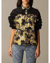 Versace Jeans Black Shirt