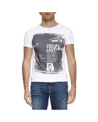 1921 Jeans - White T-shirt Men for Men - Lyst