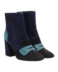 Stuart Weitzman - Multicolor Heeled Booties Shoes Woman - Lyst