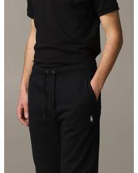 Polo Ralph Lauren Black Sweat for men
