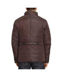 Peuterey - Brown Jacket Men for Men - Lyst