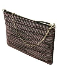 M Missoni - Black Clutch Shoulder Bag Women - Lyst