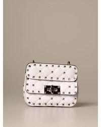 Valentino Garavani White Mini Bag