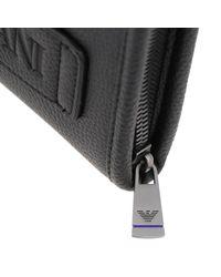 Emporio Armani Black Briefcase Bags Men for men