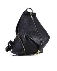 Rebecca Minkoff - Black Backpack Shoulder Bag Women - Lyst