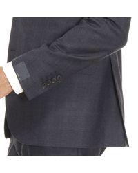 Lardini Blue Suits Man for men