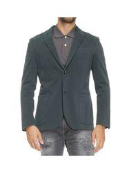 Boglioli Green Blazer Sport Coat Man for men