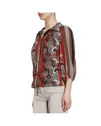 Etro - Multicolor Shirt Women - Lyst