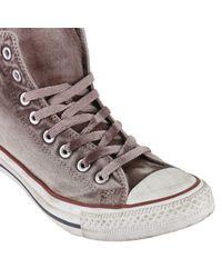Converse Gray Sneakers Men for men