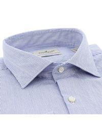 Brooksfield White Shirt Men for men