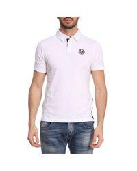 Armani Exchange White T-shirt Men for men