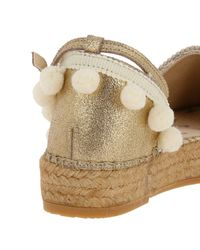 Patrizia Pepe - Natural Espadrilles Shoes Women - Lyst
