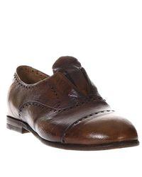 Eleventy Brown Loafers Men for men