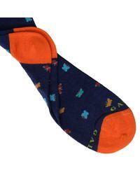 Gallo - Blue Socks Women - Lyst