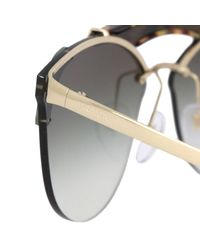 Prada Gray Sunglasses Women