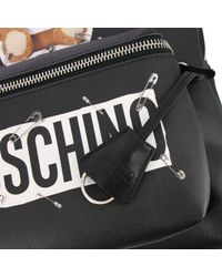 Moschino Couture - Black Backpack Shoulder Bag Women - Lyst